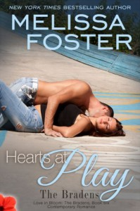 Hearts at Play (Love in Bloom: The Bradens, Book Six ) Contemporary Romance - Melissa Foster