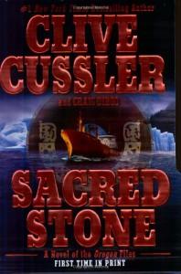 Sacred Stone - Clive Cussler, Craig Dirgo