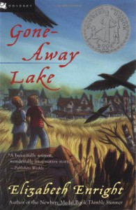 Gone-Away Lake - Elizabeth Enright, Beth Krush, Joe Krush