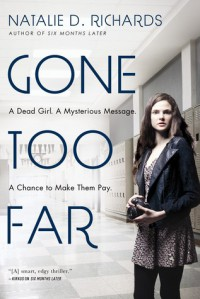 Gone Too Far - Natalie Richards