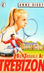 Boy Trouble at Trebizon - Anne Digby