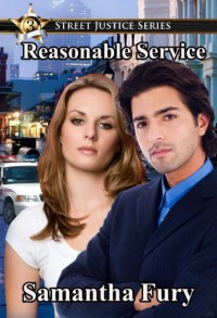 Reasonable Service (Christian Mystery Series book 3) - Samantha Fury