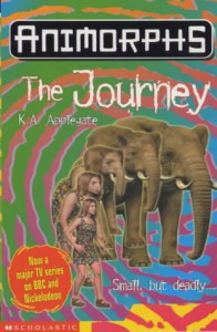 The Journey (Animorphs, 42) - Katherine Applegate