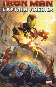 Iron Man / Captain America - George Tuska, Mark Bright, Kieron Dwyer, Ron Garney, Luke McDonnell, Colin MacNiel
