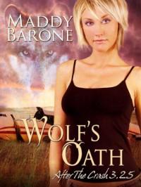 Wolf's Oath - Maddy Barone
