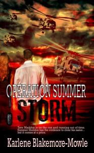 Operation Summer Storm - Karlene Blakemore-Mowle