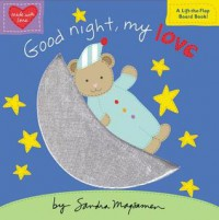 Good Night, My Love - Sandra Magsamen
