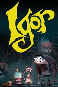 Igor: Movie Adaptation - Barbara Kesel, Grant Bond
