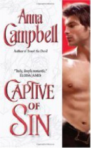 by Anna Campbell Captive of Sin -