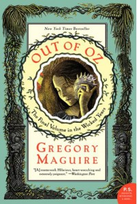 Out of Oz (Wicked Years, #4) - Gregory Maguire
