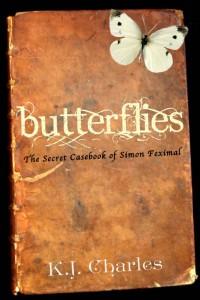 Butterflies - K.J. Charles