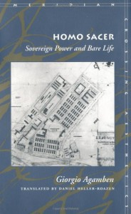 Homo Sacer: Sovereign Power and Bare Life - Giorgio Agamben, Daniel Heller-Roazen