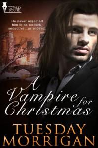 A Vampire For Christmas - Tuesday Morrigan