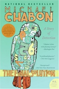 The Final Solution - Michael Chabon, Jay Ryan