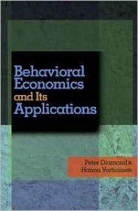 Behavioral Economics and Its Applications - Peter Diamond