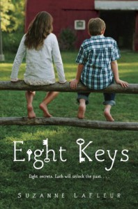 Eight Keys - Suzanne LaFleur