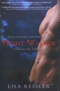 Night Walker (Night Series, #1) - Lisa Kessler
