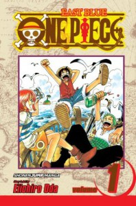 One Piece, Vol. 1: Romance Dawn - Eiichiro Oda