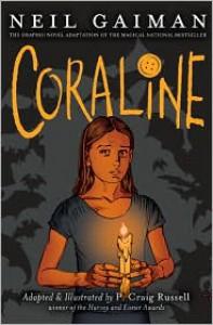 Coraline (Graphic Novel) -