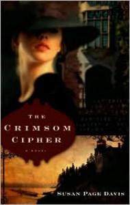 Crimson Cipher - Susan Page Davis