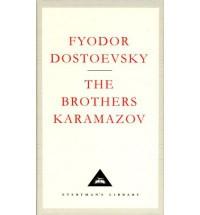 The Brothers Karamazov (Everyman's Library Classics, #70) - Fyodor Dostoyevsky, Larissa Volokhonsky, Richard Pevear