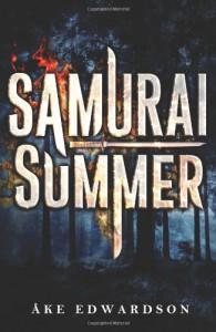 Samurai Summer - Åke Edwardson