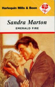 Emerald Fire - Sandra Marton