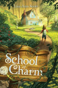 School of Charm - Lisa Ann Scott