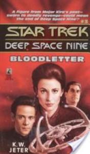Bloodletter - K.W. Jeter
