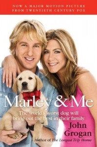 Marley & Me tie-in: Life and Love with the World's Worst Dog - John Grogan