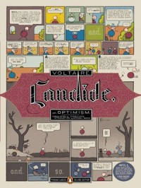 Candide: or, Optimism - Voltaire, Chris Ware, Theo Cuffe, Michael Wood