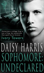 Sophomore: Undeclared - Daisy Harris
