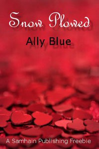 Snow Plowed (Bay City Paranormal  Investigations, #7.5) - Ally Blue