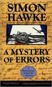 A Mystery of Errors - Simon Hawke