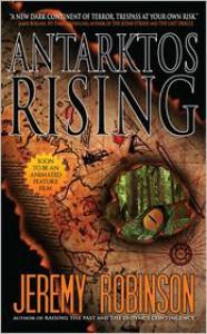 Antarktos Rising (Mass Market) - Jeremy Robinson