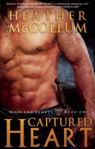 Captured Heart - Heather McCollum