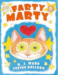 Farty Marty - B.J.  Ward, Steven Kellogg