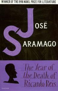 The Year of the Death of Ricardo Reis - José Saramago