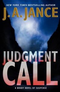 Judgment Call: A Brady Novel of Suspense - J.A. Jance