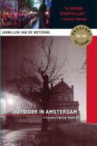 Outsider in Amsterdam - Janwillem van de Wetering