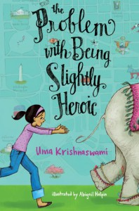 The Problem with Being Slightly Heroic - Uma Krishnaswami