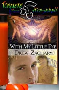 With My Little Eye (Eye Spy, #2) - Drew Zachary