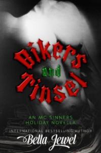 Bikers and Tinsel (The MC Sinners, #3.5) - Bella Jewel