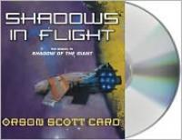 Shadows in Flight (Shadow, #5) - Orson Scott Card