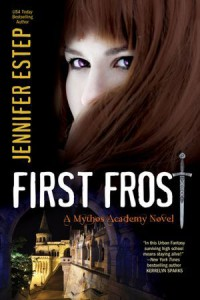 First Frost - Jennifer Estep