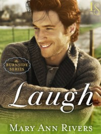 Laugh (The Burnside Series): A Loveswept Contemporary Romance - Mary Ann Rivers