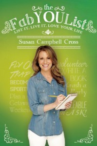 The FabYOUList: List It, Live It, Love Your Life - Susan Campbell Cross