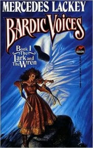 The Lark And The Wren (Bardic Voices, #1) - Mercedes Lackey