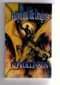 Fallyn and the Dragons - K.J. Rollinson