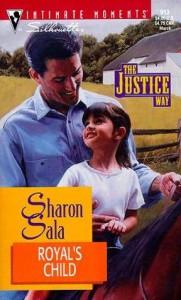 Royal's Child - Sharon Sala